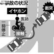 今日以降使えるダジャレ『2195』【社会】■イヤホン付け自転車、はねなくても「ひき逃げ」
