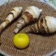 味がきれい?、海老芋の味