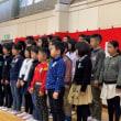 歩々清風・・・・・富岡小学校閉校式