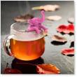 ピンクのティーストレーナー #ピンク #ティーストレーナー #茶こし #キッチン