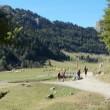 ピレネー山小屋縦走トレッキング;第3日目(2);ピオーザルティギュエ湖から登山開始