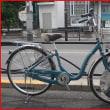 ★入荷・26軽量L型アルミフレーム自転車・BAA・LEDオートライト・グリーン