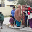 インドの子供たちの遊び