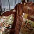 「粟田神社」のお祭りに向かい、進む準備。ミモロもちょっとお手伝い