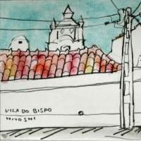 1535.ヴィラ・ド・ビスポの町角
