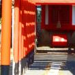 2017年紅葉狩り(4)・豊山八幡神社の紅葉・・・「八幡」地名発祥の神社