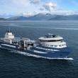 Salt社はAlsaker Fjordbrukのための新しい活魚運搬船を設計 ノルウエー