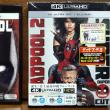 『デッドプール2 [4K ULTRA HD + Blu-ray]』  購入