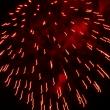 なかよし保育園の花火
