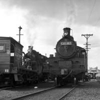 私の昭和鉄道遺産 その65 車掌車のある風景
