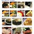 昼も時間が無く、富士そば・北千住西口店に突入。初めてラーメンを食べてみた。「ラーメン+カレーセット」