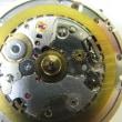 ダービーシャルデンブランの自動巻き時計を修理です