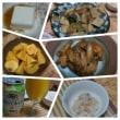 里芋と葱の煮物