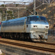 2018年2月17日 東海道貨物線 東戸塚 EF66-103 5075レ