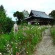 般若寺境内の庭