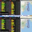 2018/04/21-04/22 スマホQZSS/GNSS:S-Que, Zenfone3 Laserカナリア機, IRNSS軌道モニタリング記録