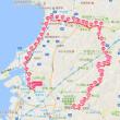 福間見坂峠脇田猫峠篠栗炎天下ダラダラ50km