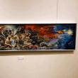 上野の森美術館の「生頼範義展」を見る。(2018.1.15)