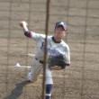 鎌倉学園、9回表、中野の三塁打など貴重な2点