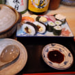 松寿司の寿司定食 700円