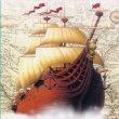簡単ジグソーパズル Part3 『 帆船:イーグル 』 30ピース