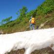 チビ登山第83座船窪小屋:天空の展望台へ【親子登山】