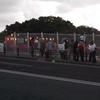 7/29月曜日のゴスペルで歌う会の抗議とキャンドル抗議