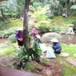 ☆「壺中日月長」 庭清掃と茶の湯のこと