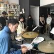 ジャズ研新年会2018 演奏風景