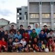 先生達とのサッカー対決(卒業イベント)