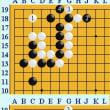 囲碁死活1160官子譜