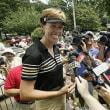 全米プロゴルフ協会のトップに女性が就任している!