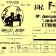 TNX SWL RPT / F-16494 160m/FT8