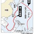 中国海軍の情報収集艦 津軽海峡で一時領海侵入