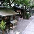 真田山プールへ行く経路は今季は本日で終了。行きかえりに通るのにお参りしていなかった谷町9丁目交差点近くの藤次寺へ。融通さんにごあいさつ。