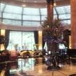秋色に染まる 東京 ウェスティンホテル周辺