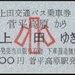 硬券追究0121 上田交通バス