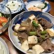 ニュージーランド産の牛肉すき焼き風