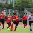 ブラジリアンサッカークラブの日米交流大会に参加した3年チーム
