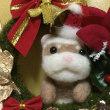 かわいいクリスマスリースを(σ´(エ)`)σゲッツ!!