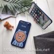 ライン line アイフォンX ケース KAKAO 熊チャン iphone ケース 携帯8 カバー キャラ 可愛い