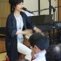 お寺の「歌って!聴いて!心踊る!音楽会」を聴きに行ってきました。