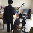 広島ホームテレビの収録でした。