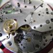 オメガスピードマスタープロフェッショナルを修理です