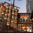 きょう(京)は何の日 ? ~ 祇園祭・前祭・宵山(14日~16日)の二日目