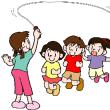幼児期はいろいろな経験を積む時期で、遊びと同じように運動の大切さも考えてみました