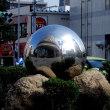 球体の中の街1019