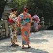京都で再会