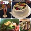 小浜島で誕生祝い