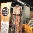 日本の古着の着物で、マレーシア産エシカル・ファッション!?